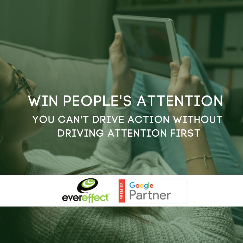 win peoples attention