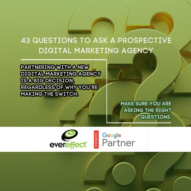 ask digital marketing questions