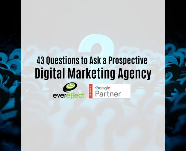 digital agency questions