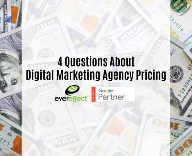 digital marketing agency pricing