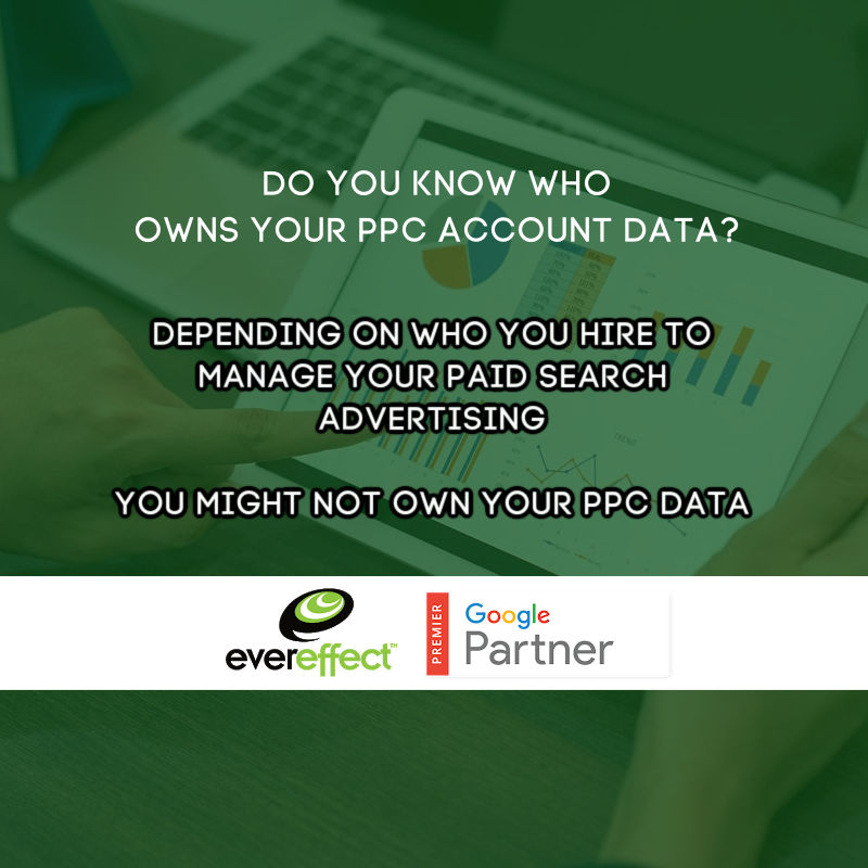 own your google ads data