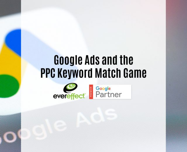 ppc keyword matching