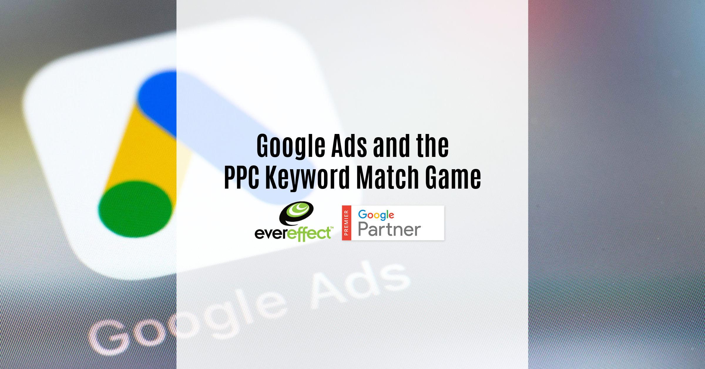 ppc keyword matching